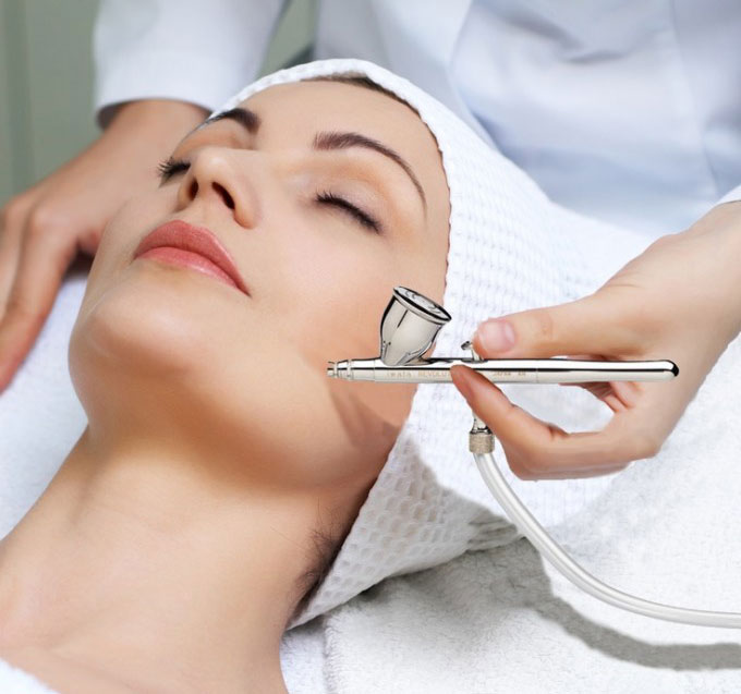 Oxygen facial bay area